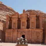 The-Monastary-at-Petra,-Jordan