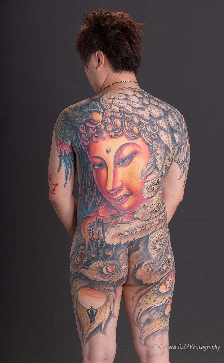Tattoo Richard Todd Photography